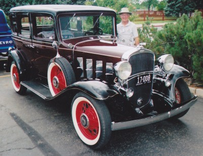 2011 february for 1932 chevrolet 4 door sedan