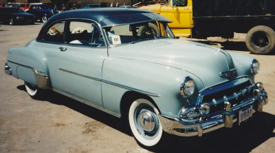 1952 for 1952 chevy 2 door sedan
