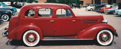 1935 for 1936 chevy master deluxe 4 door for sale