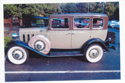 1932 for 1932 chevrolet 4 door sedan