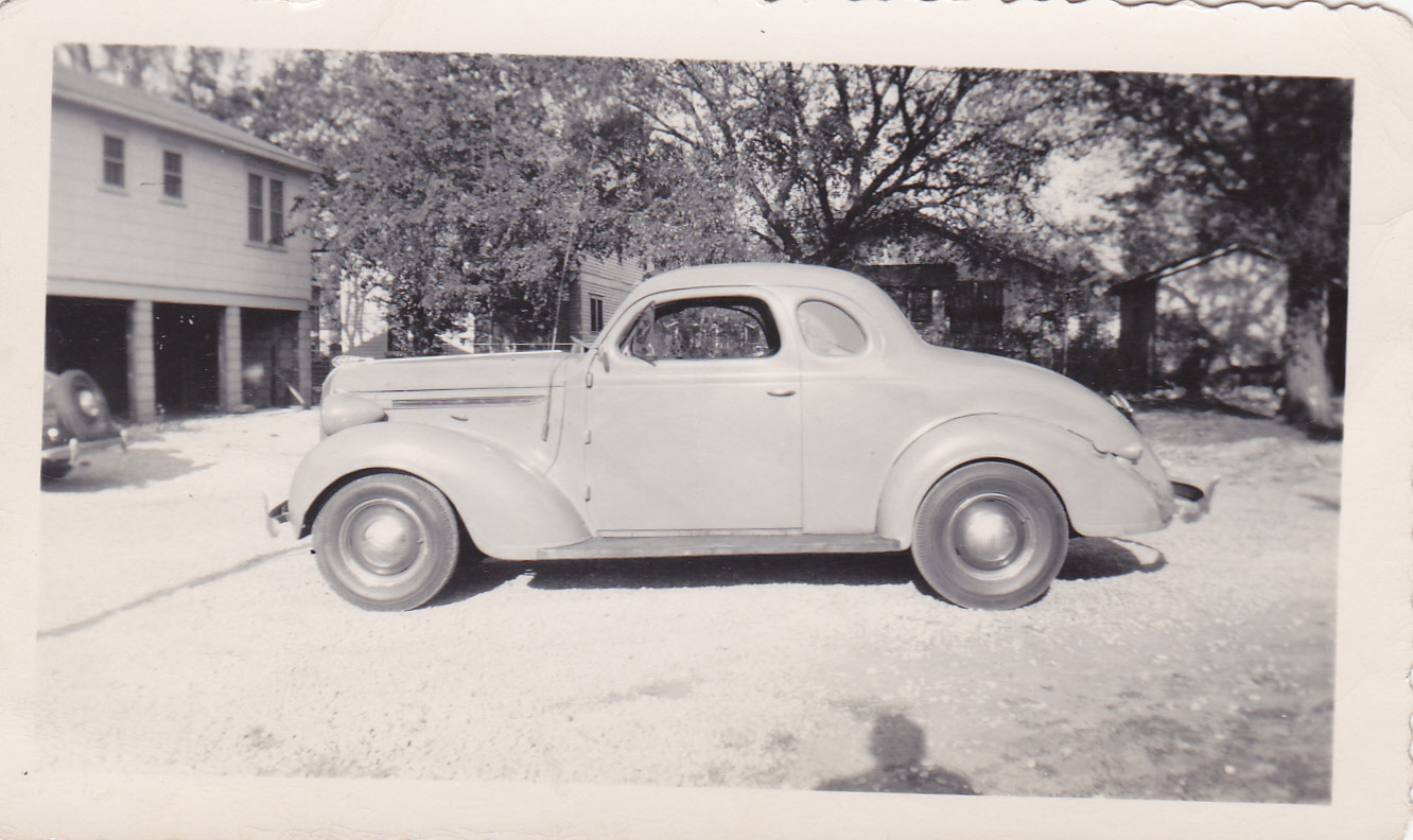 1938 Plymouth Coupe-- AntiqueCarNut.com